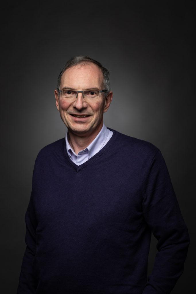 Portrait de Jean-Claude Kormann