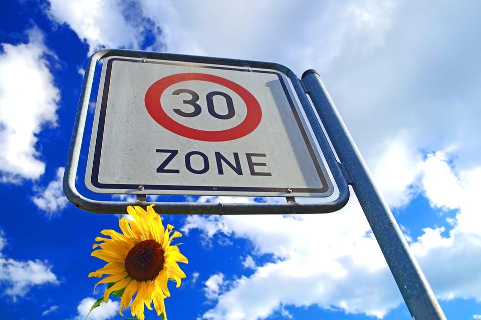 Zone 30: question écrite de Voix de Gauche Confignon