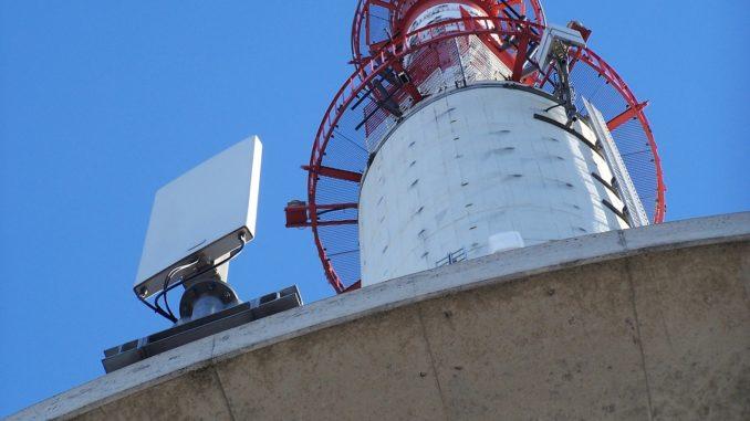 Antenne 5G - chemin de Chaumont Confignon