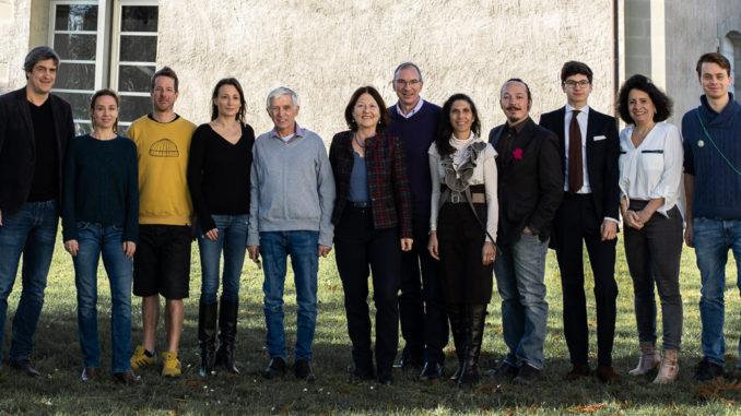 Candidates et candidats Voix de Gauche - Confignon